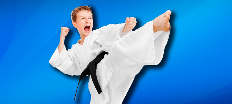 Karate For Kids Black Belt2 Stand Tall and Stand Proud