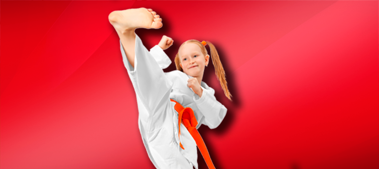 Karate For Kids Girl2 Martial Arts Help Keep Kids Safe