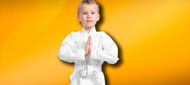 Karate For Kids PreSchool2 Building a Child's Concentration