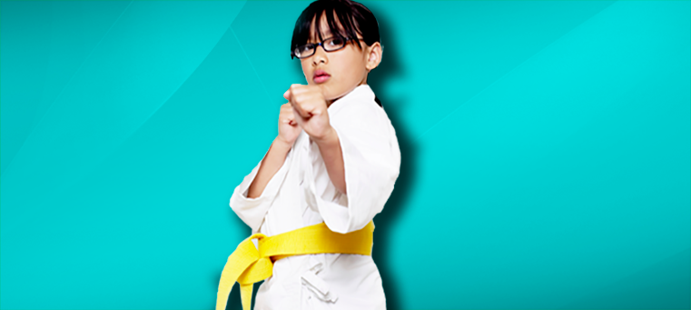 Karate For Kids2 Developing an Attitude of Positivity in Your Child