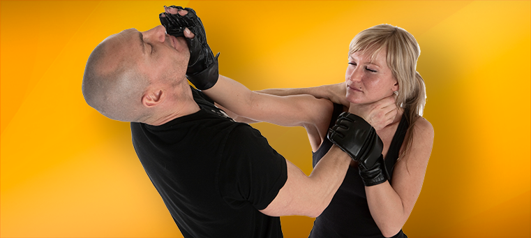 Krav Maga Self Defense Woman Reality Based Classes Prepare You for Real