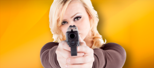 Woman Gun Defense 300x134 KFMA hosts US Law Shield Gun Law Workshop