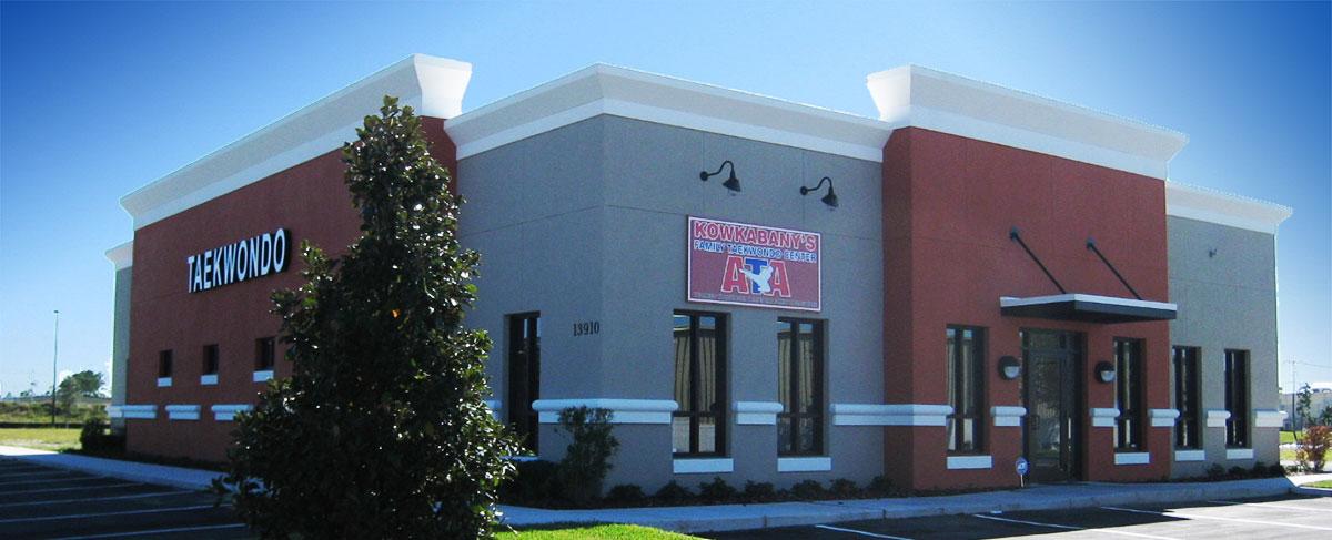 Kowkabany's Family Martial Arts building